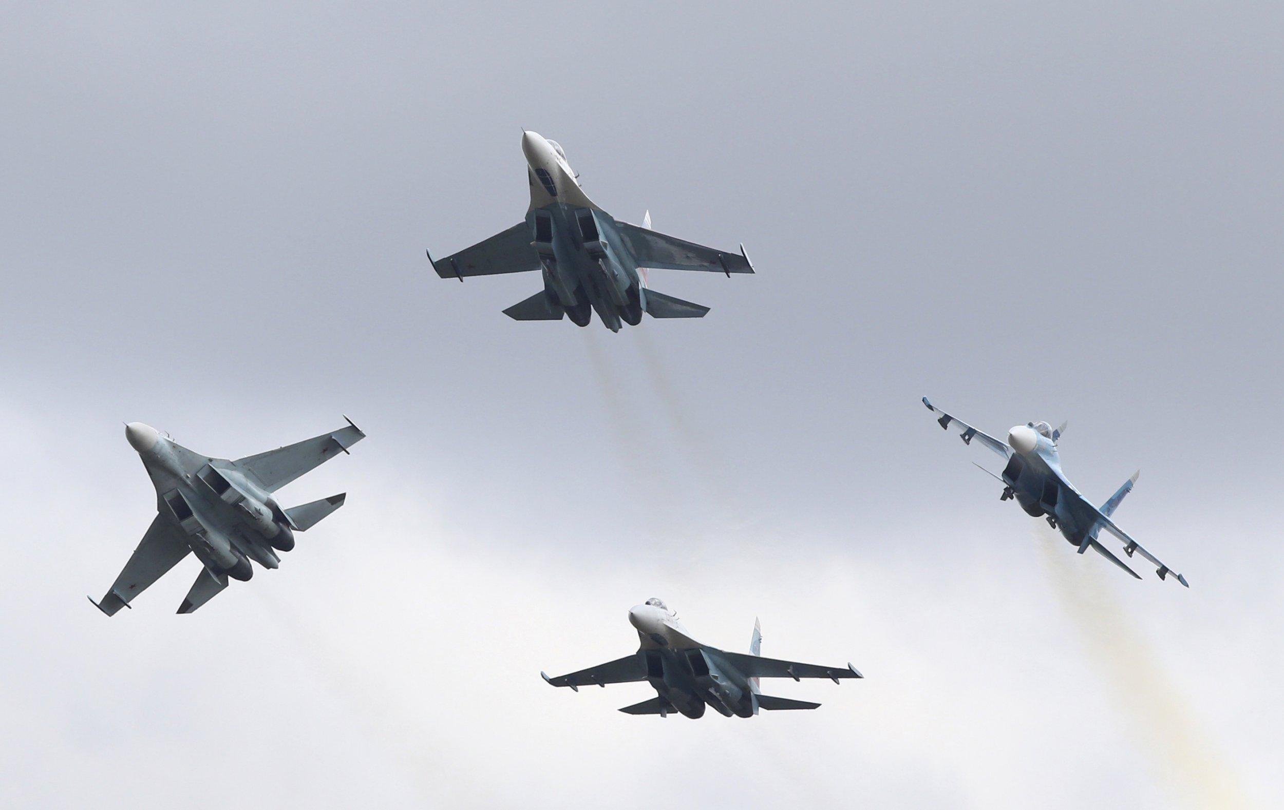 Russian Supersonic Jets Force NATO to Scramble Fighters