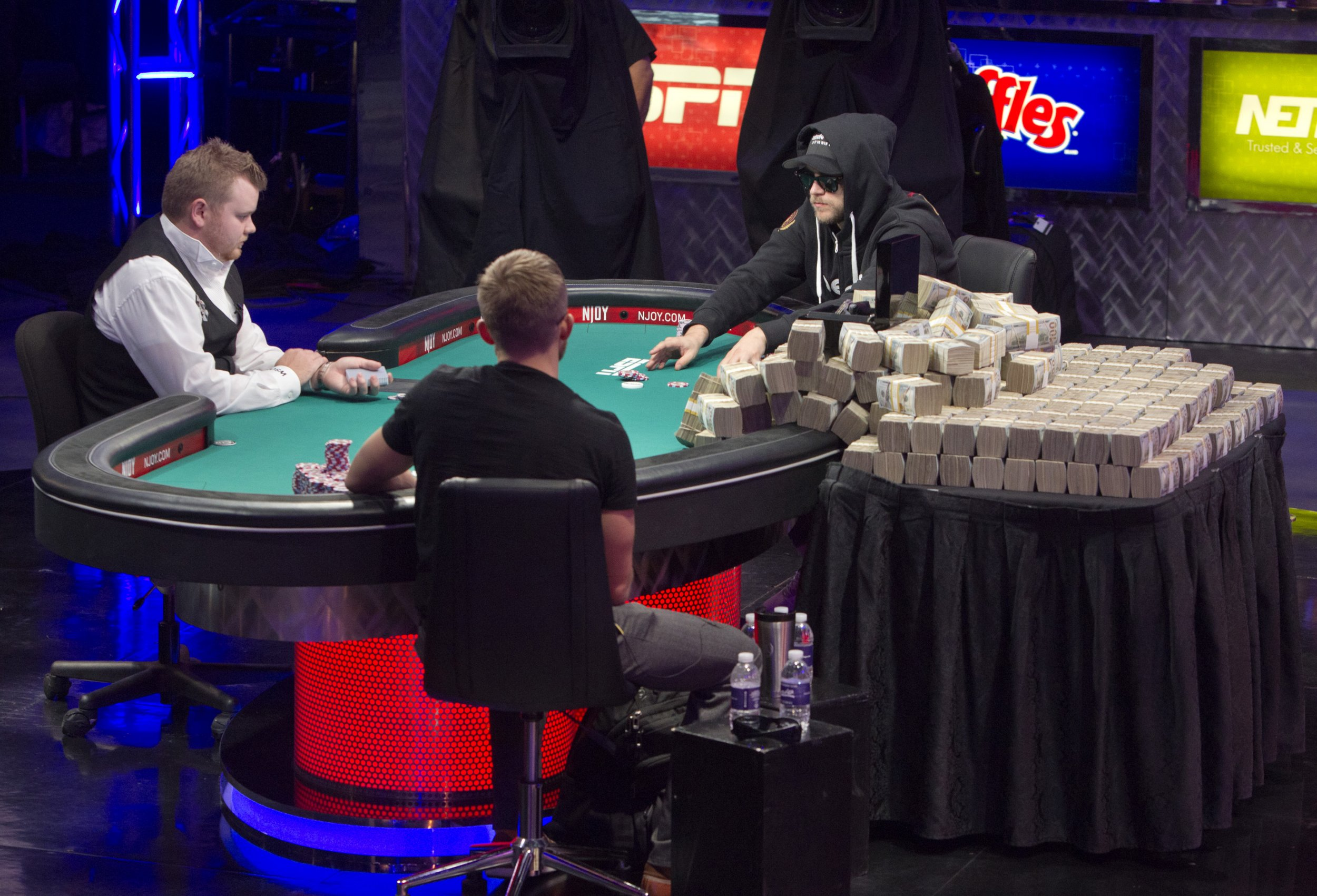 Opinion: Is Poker a Game of Chance or Skill? - Newsweek (03/29/2015)