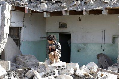 Sanaa airstrikes