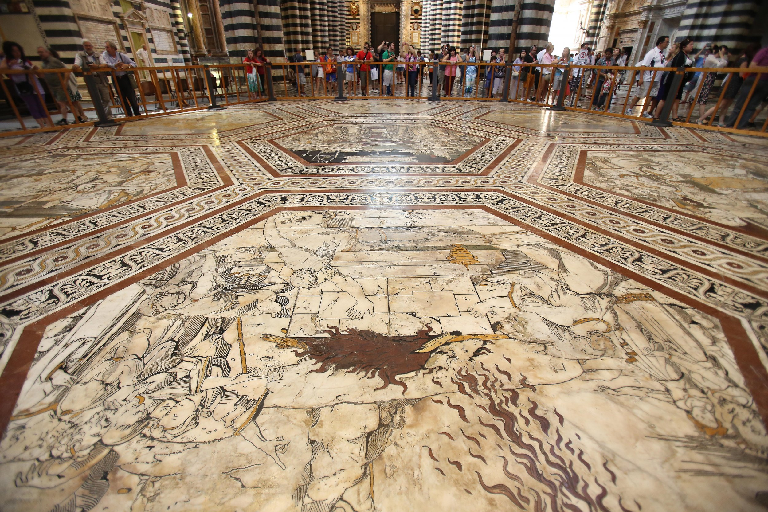 Michaelangelo 39 s marble is being sold cheap by industrialists - Macchie parquet ...
