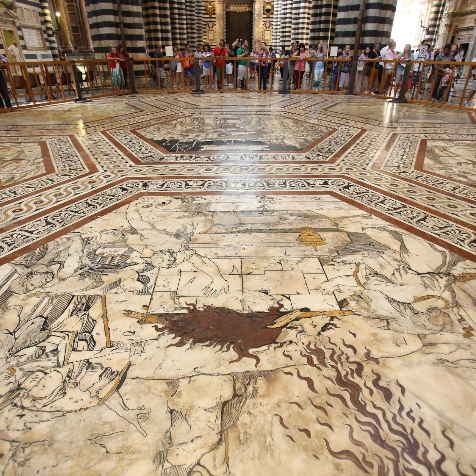 Michaelangelo's Marble Is Being Sold Cheap by Industrialists