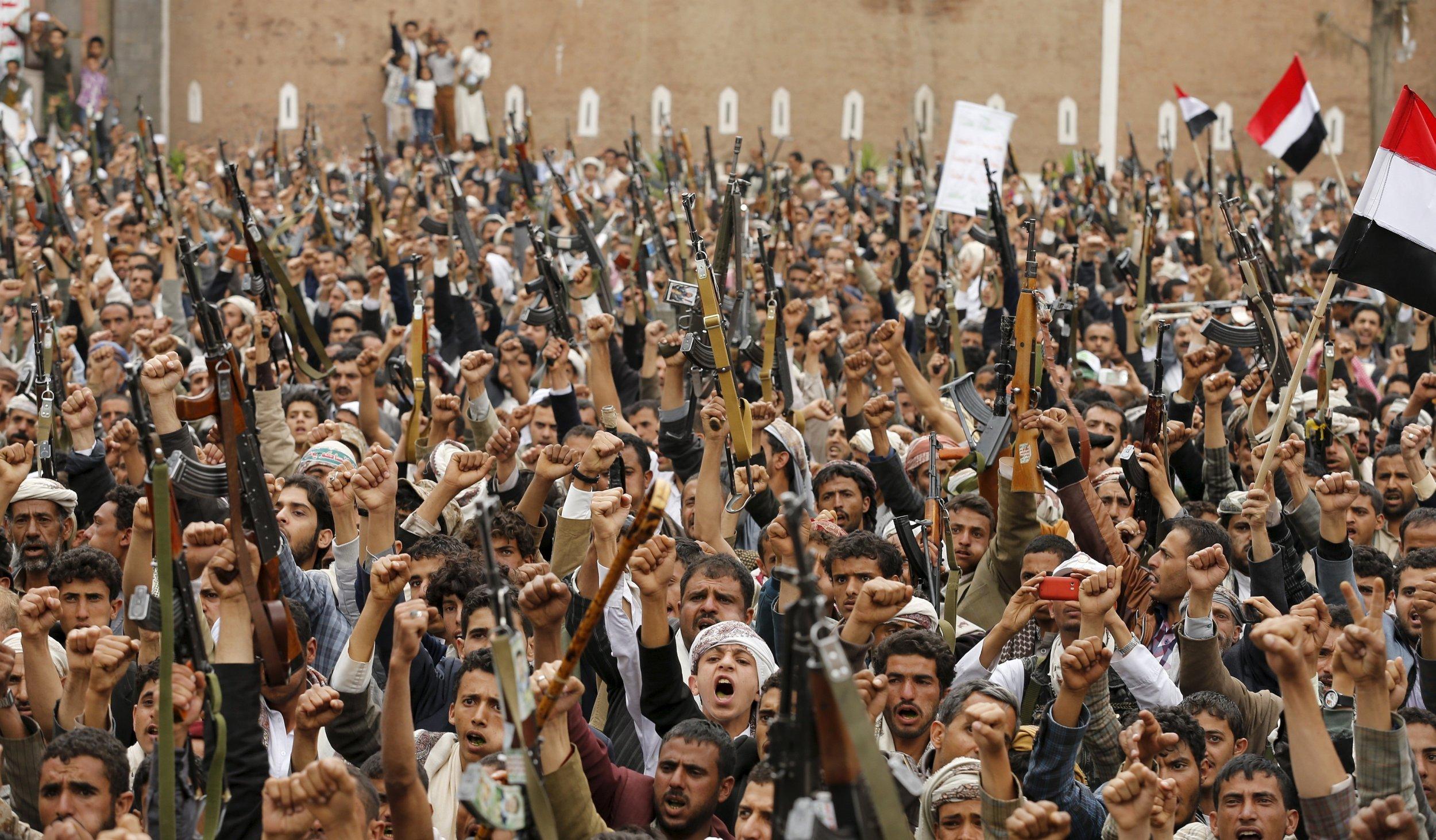 Yemen Houthi Iran Saudi Arabia Egypt