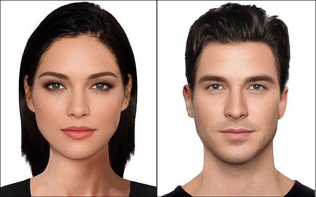 Scientists Reveal 'Most Beautiful' British Faces  Scientists Reve...