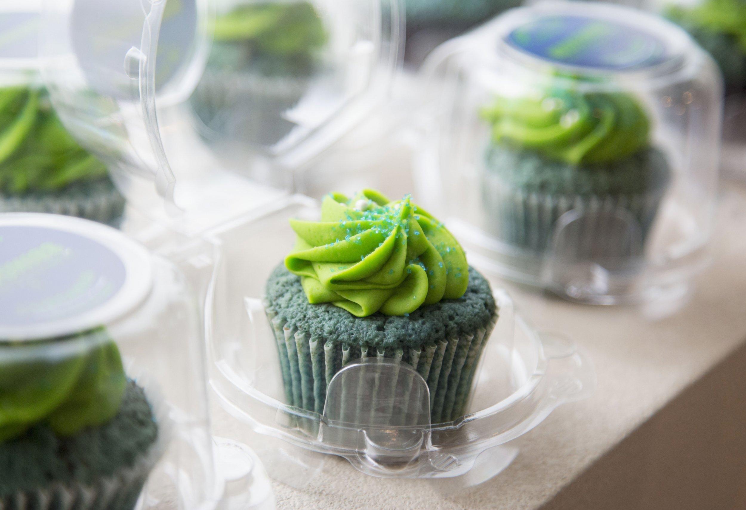 Marijuana cupcakes