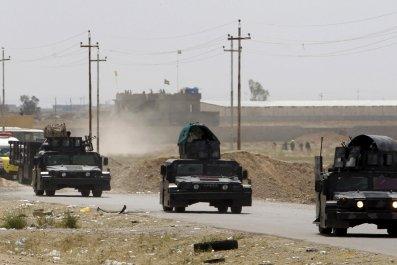 Iraq Tikrit ISIS