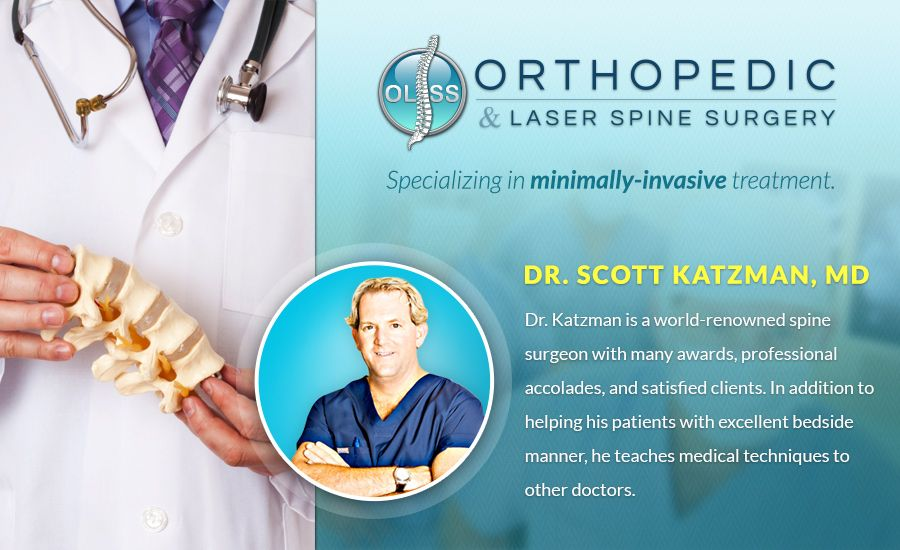 Orthopedic And Laser Spine Surgery