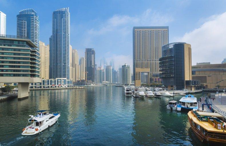 Hard Rock Hotel, Dubai