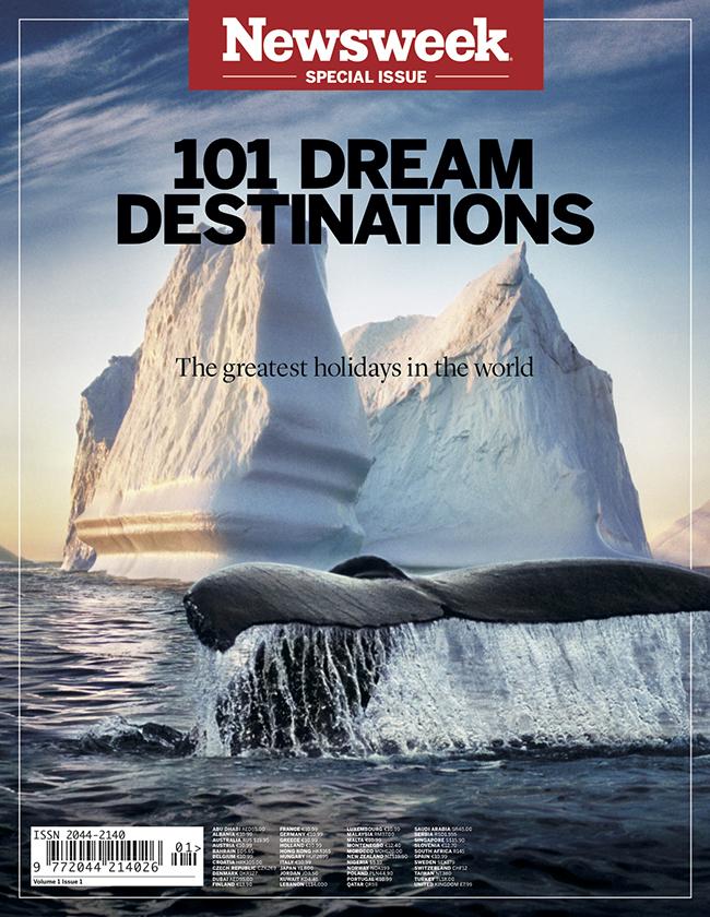 Destinations de rêve dans Ancien thème (2014-2015) :