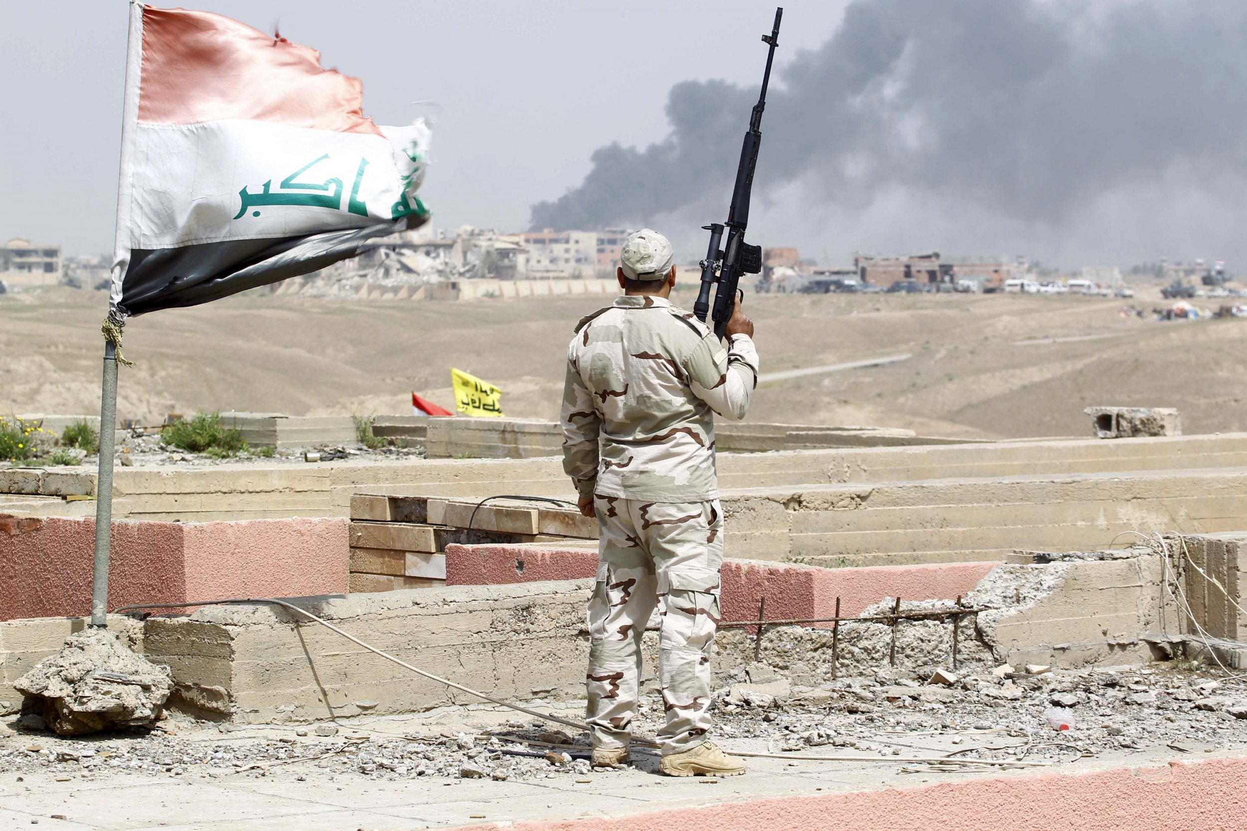Tikrit Iraq ISIS Islamic State