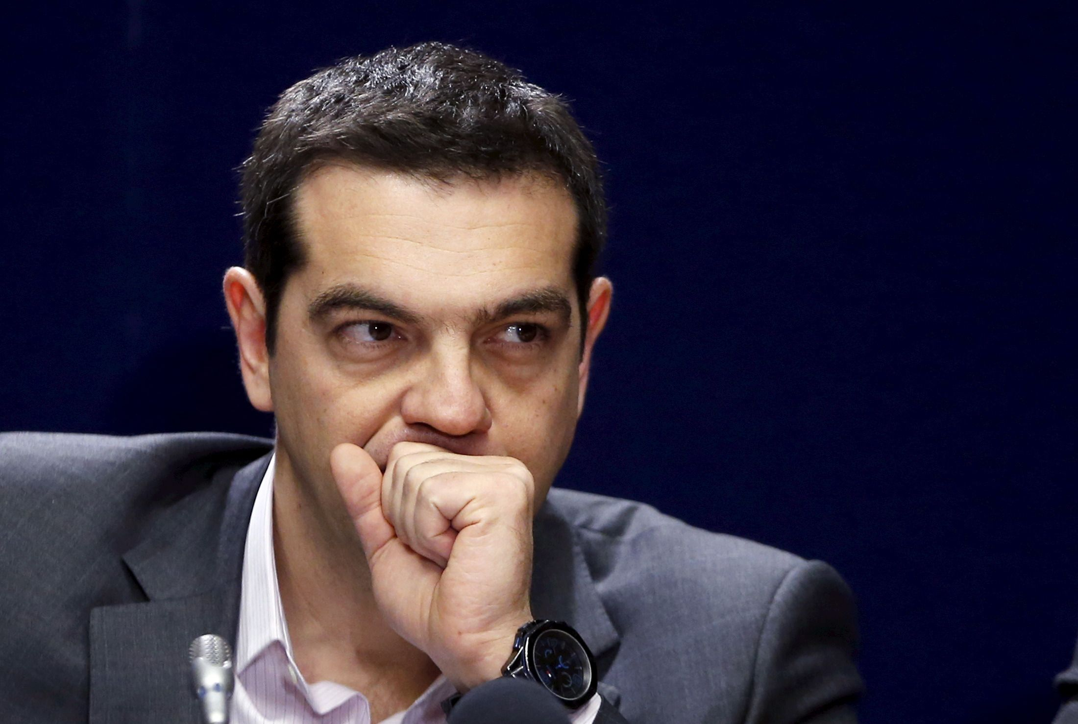 Tsipras and Russia