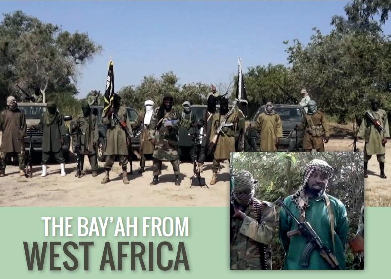 Nigeria ISIS Magazine Africa Dabiq Tunisia Libya
