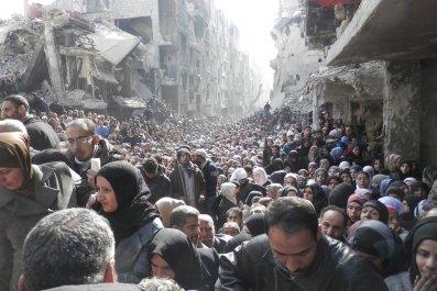 Yarmouk ISIS Syria