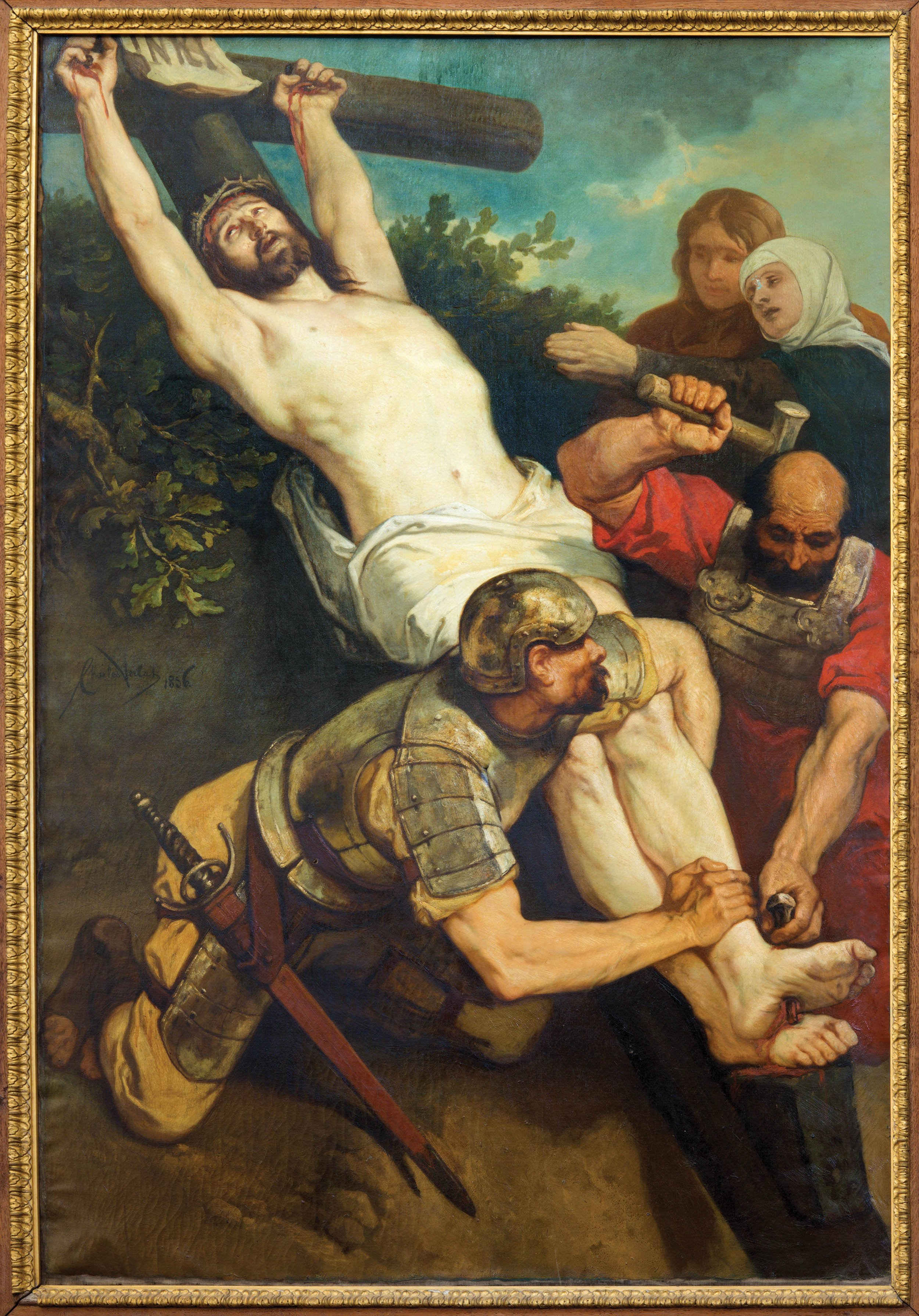 How the Romans Used Crucifixion—Including Jesus's—as a