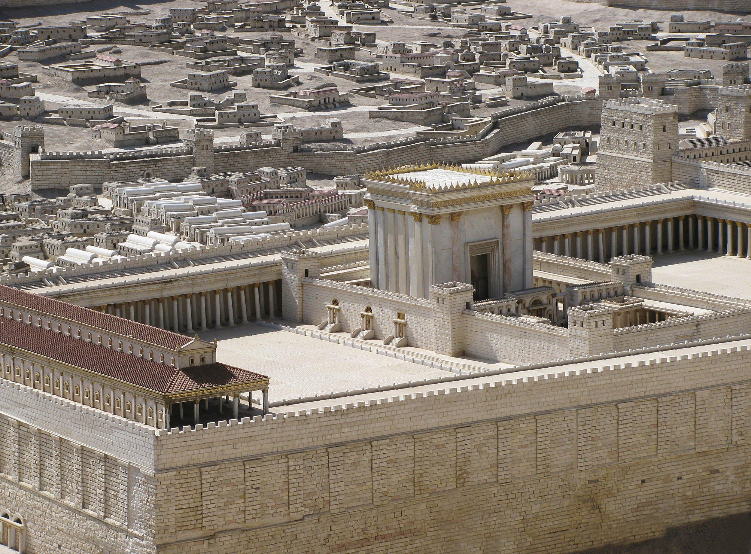 A Look Inside Jerusalem S Sacred Temple