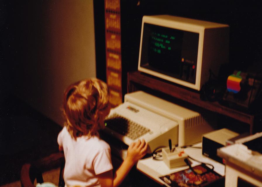 80s computer