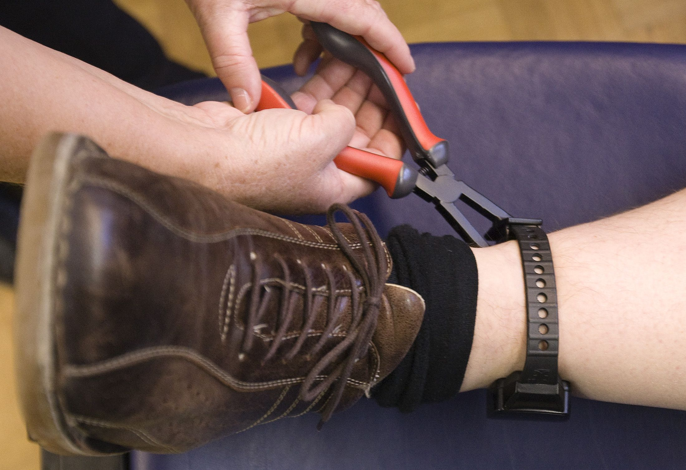 house how dui what bracelet parole arrest including an ankle to monitor footbg bypass is or