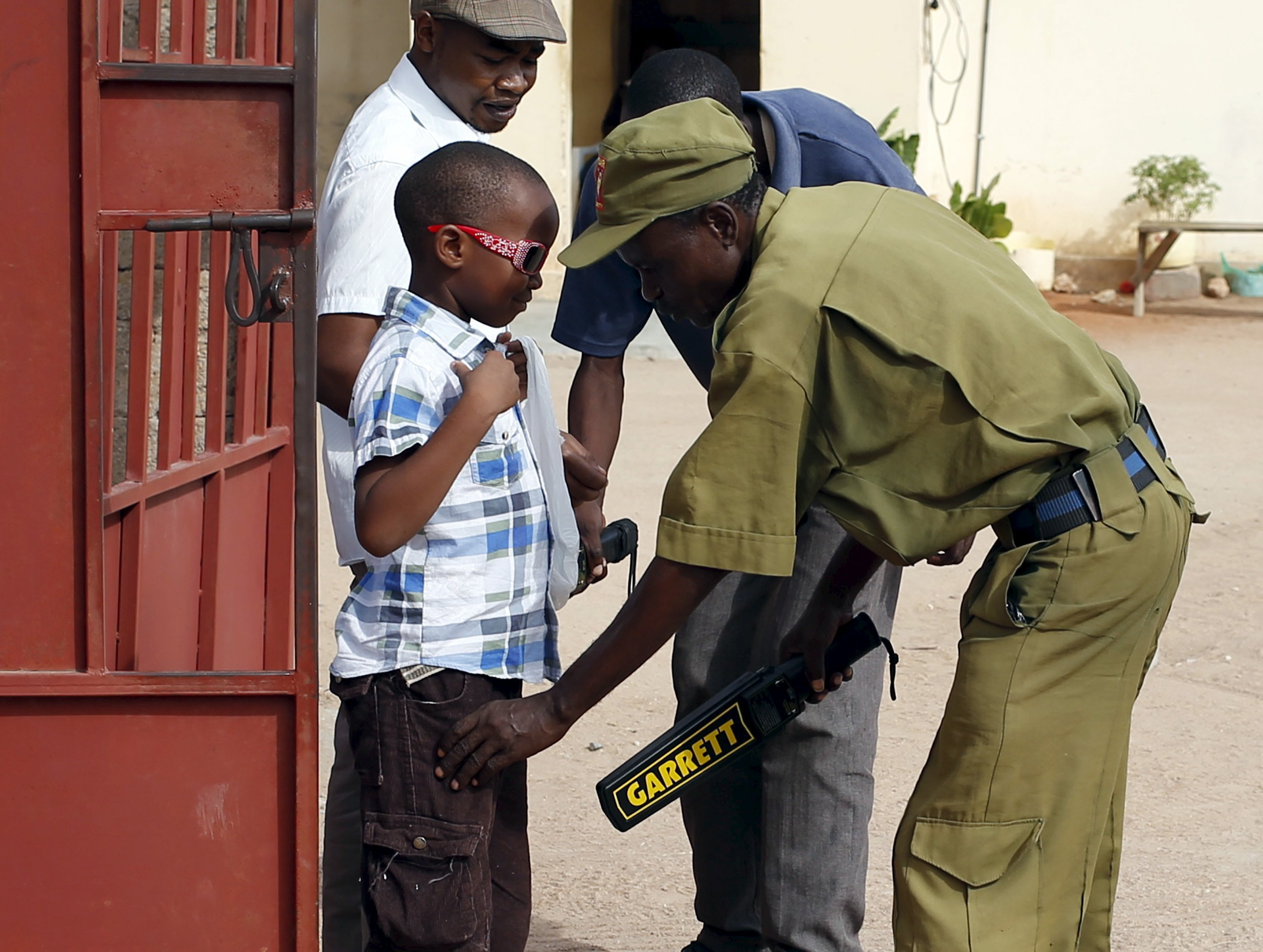 Kenya - Government Official's Son Among Garissa Gunmen