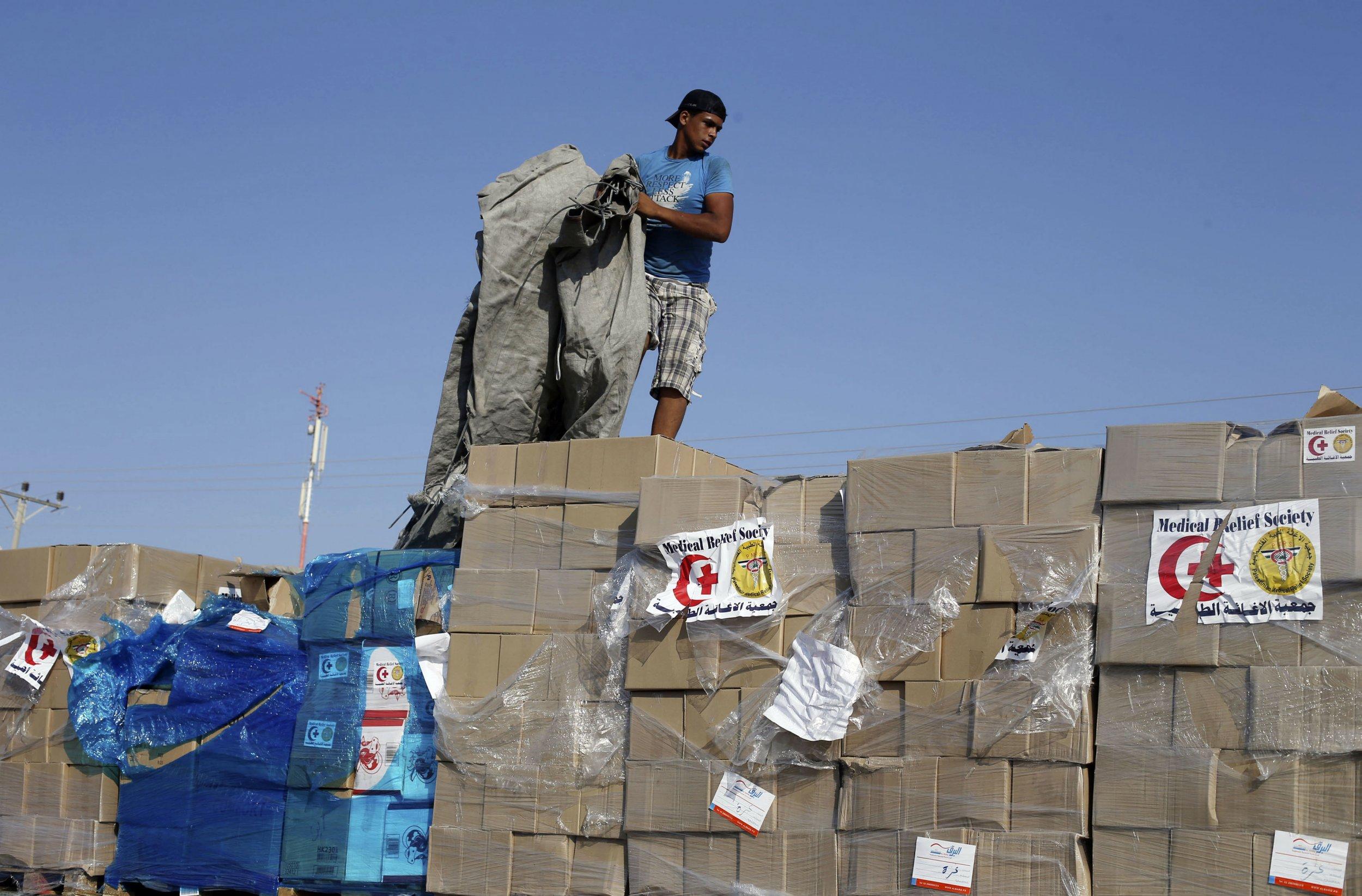 Gaza Israel Strip Middle East