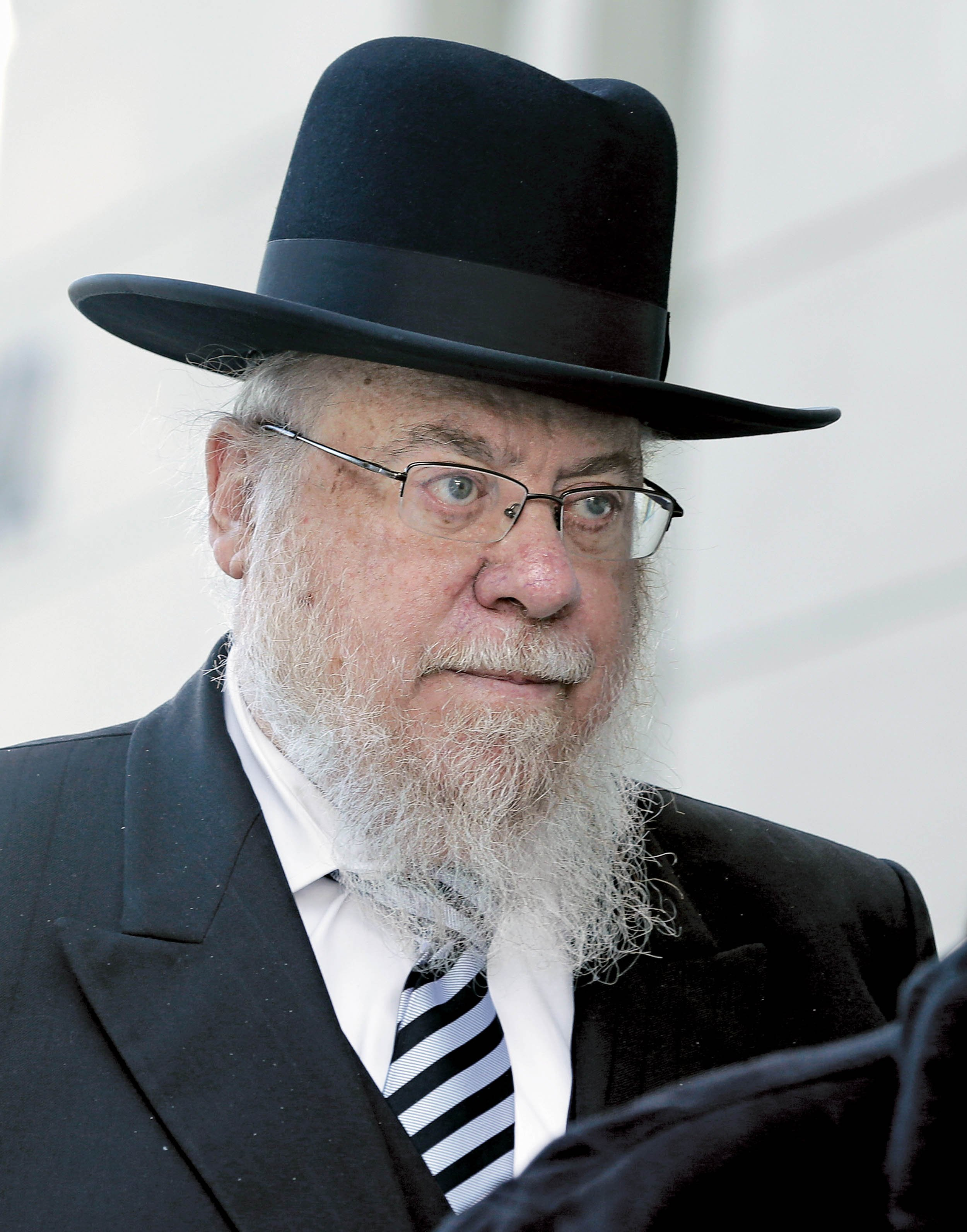 In Orthodox Jewish Div...