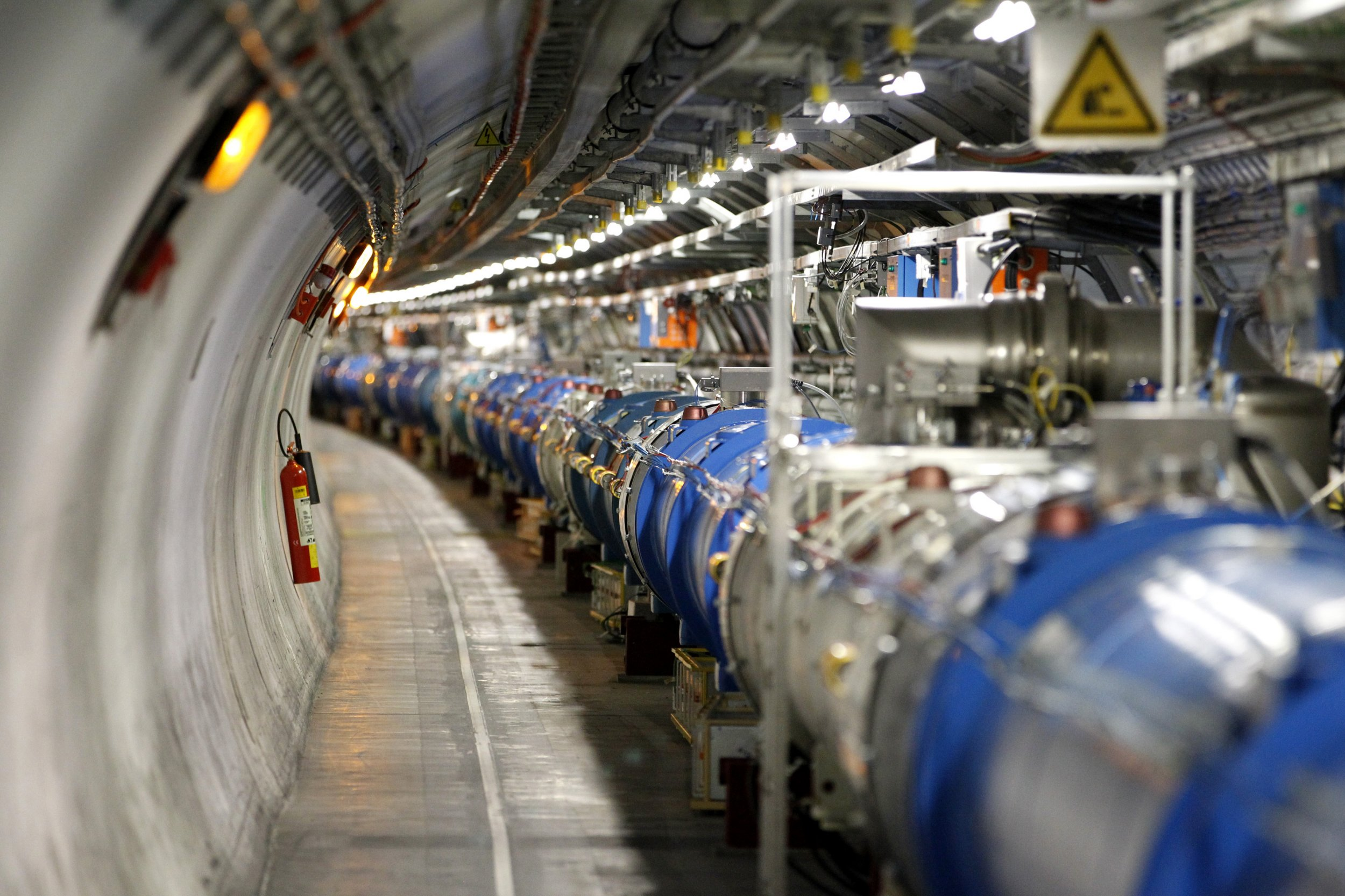 Large Hadron Collider Study Supports Standard Model of Physics