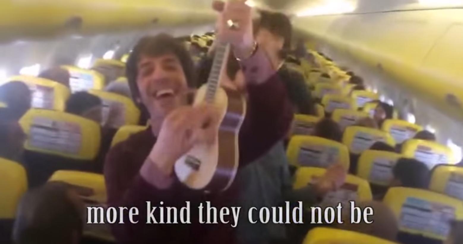 Ryanair band