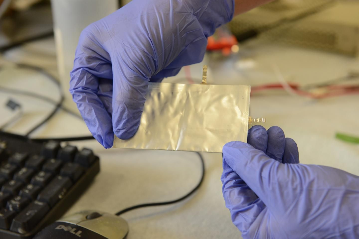 Aluminium battery developed at Stanford University