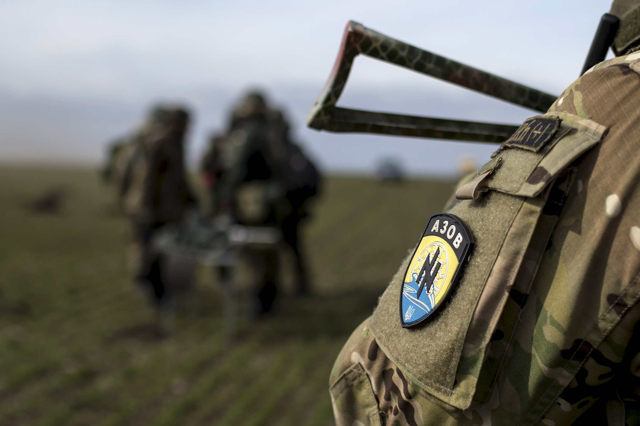 why a russian is fighting for ukraine