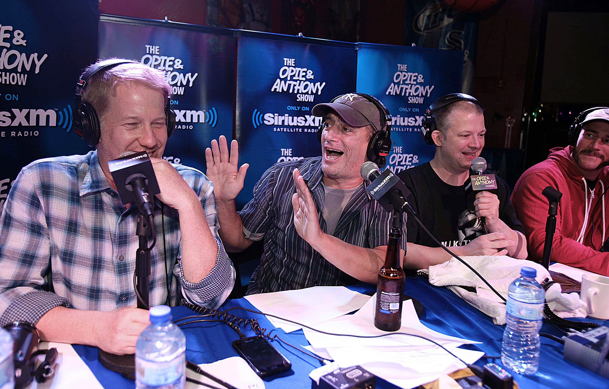 Opie and Anthony No More: Inside the Nasty Breakup of Radio's Most