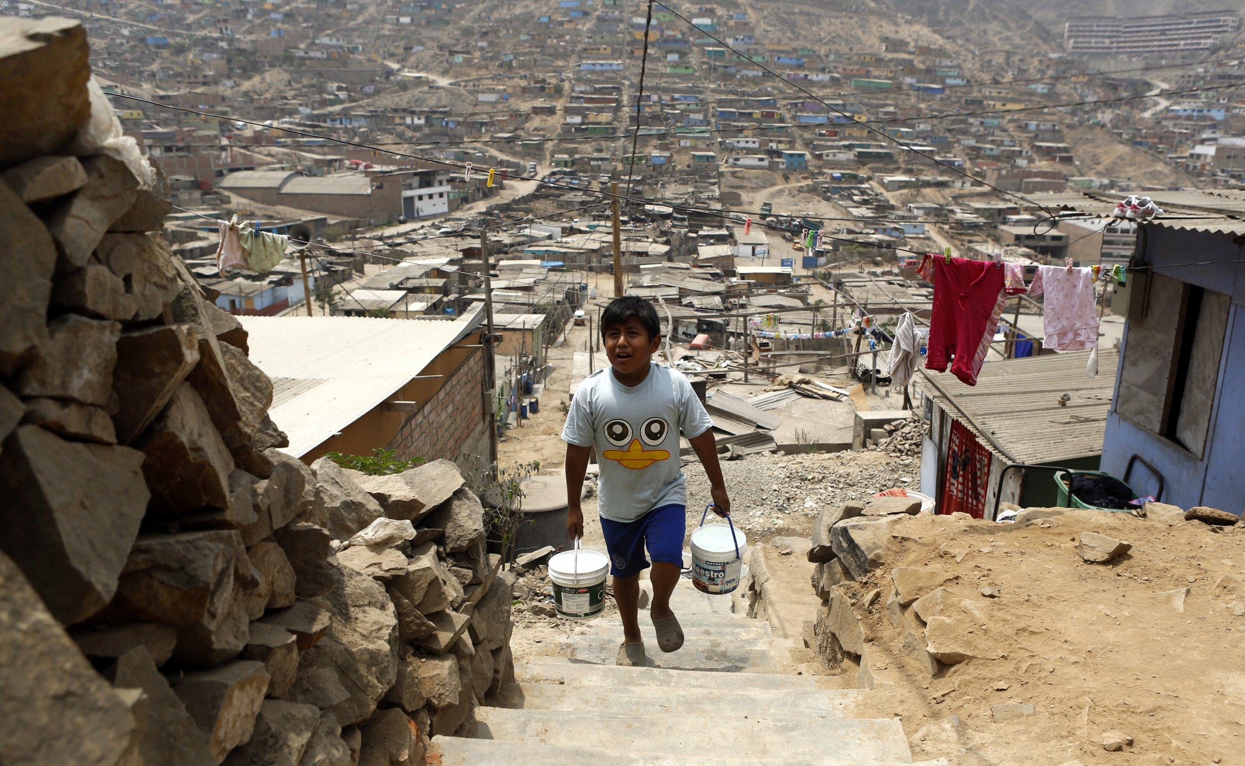 Peru Water