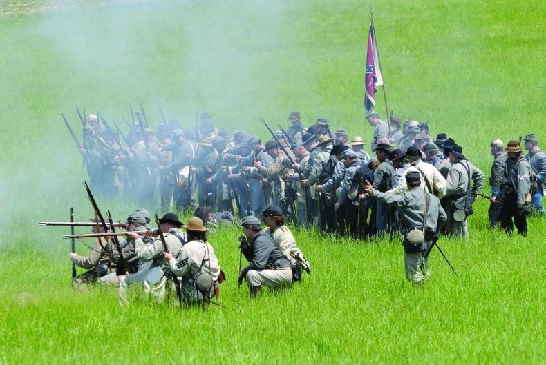 Chancellorsville now