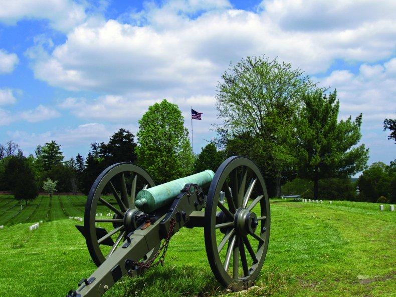 Fredericksburg now