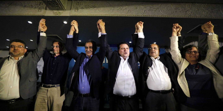 Arab joint list