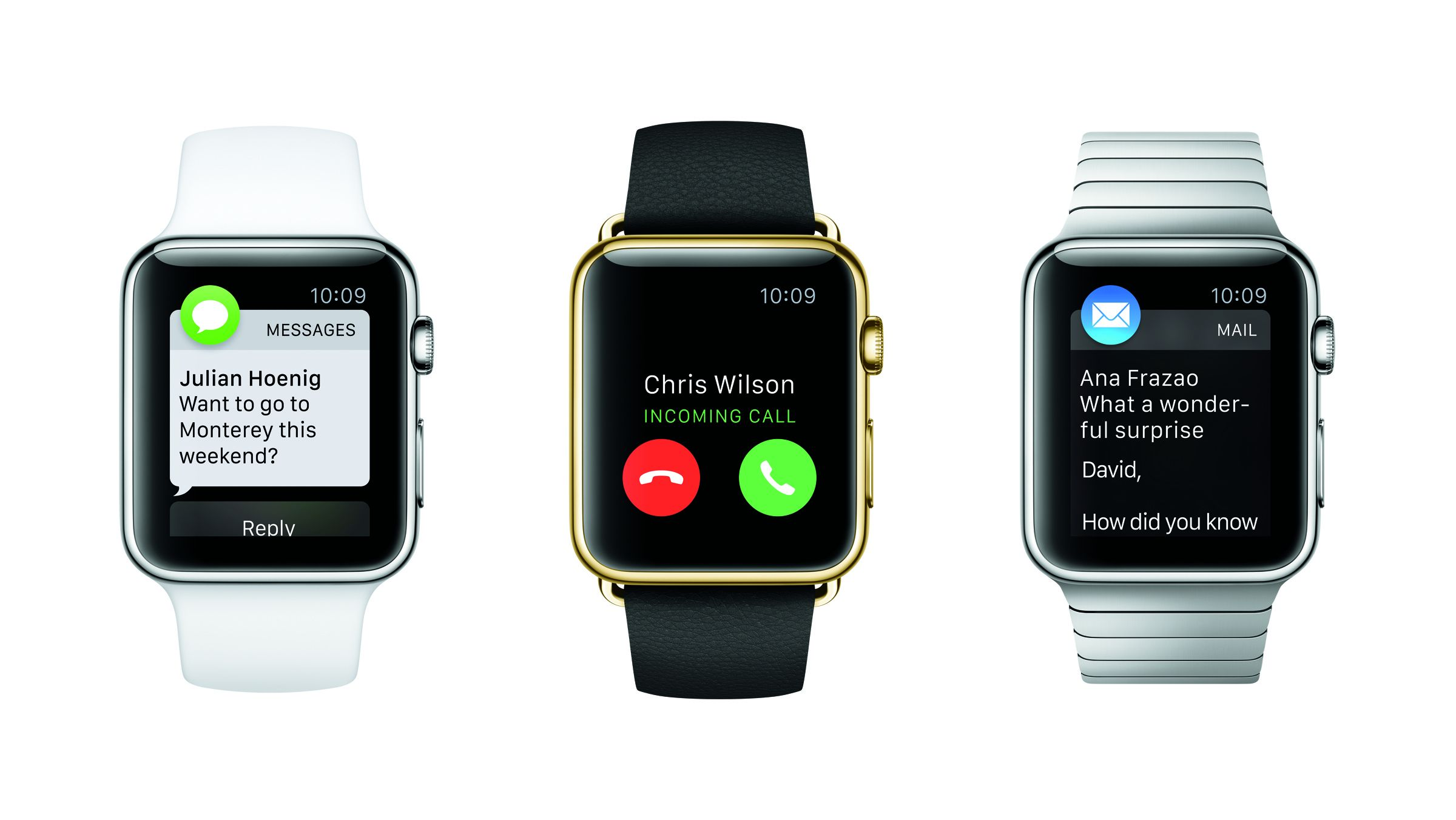 The Apple Watch: An Early Test of the Main Features