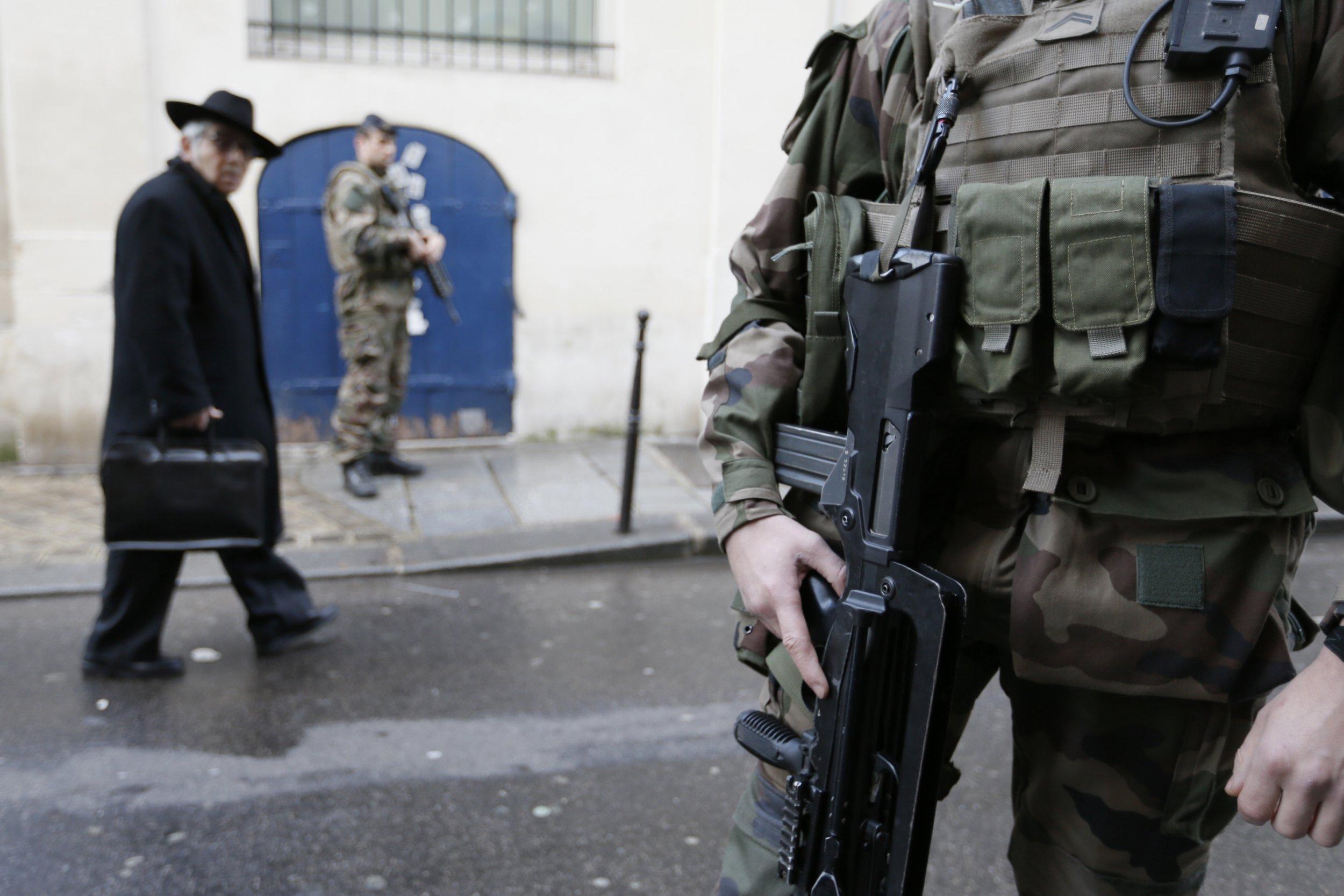 Jewish Paris ISIS