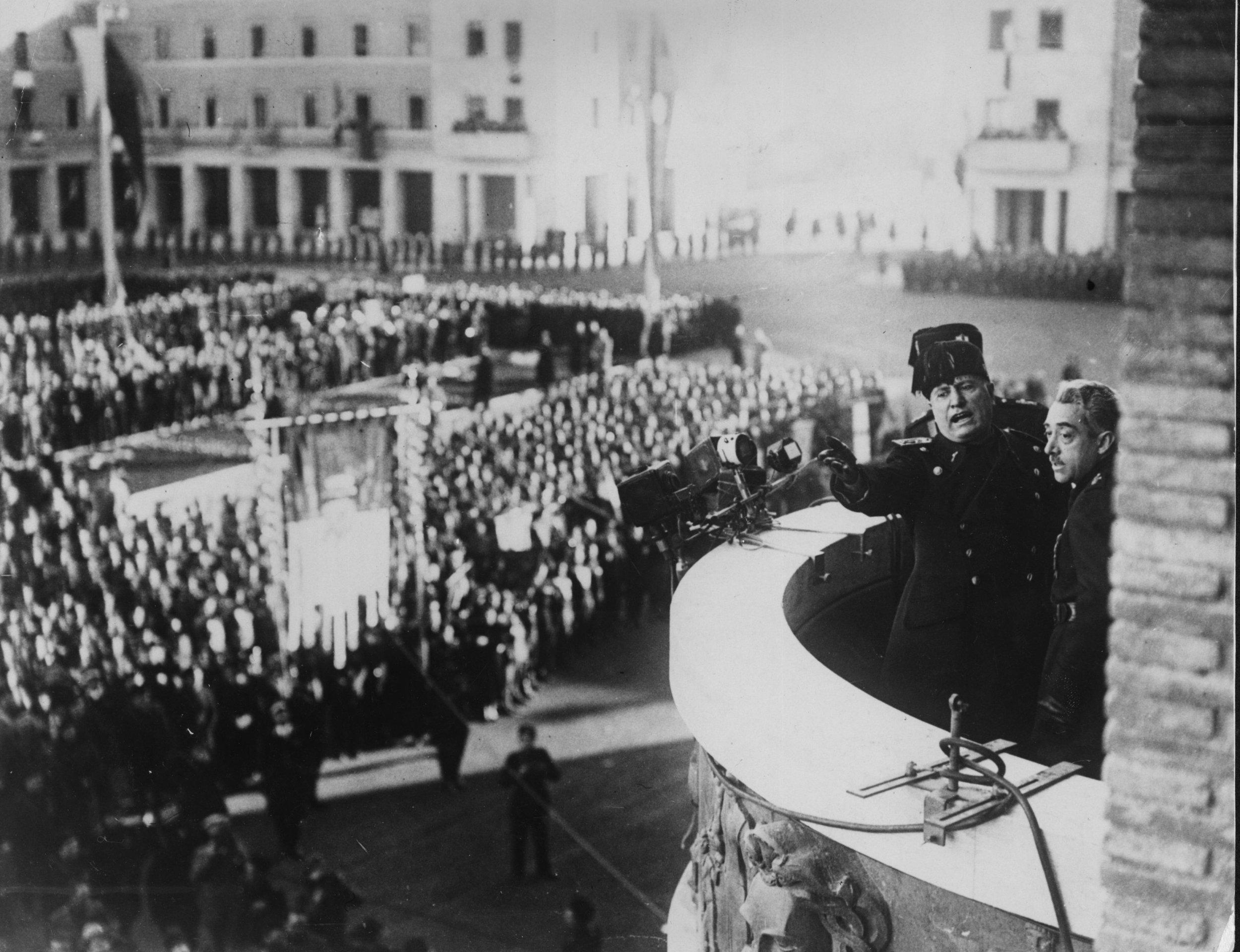 latina parco mussolini speeches - photo#48