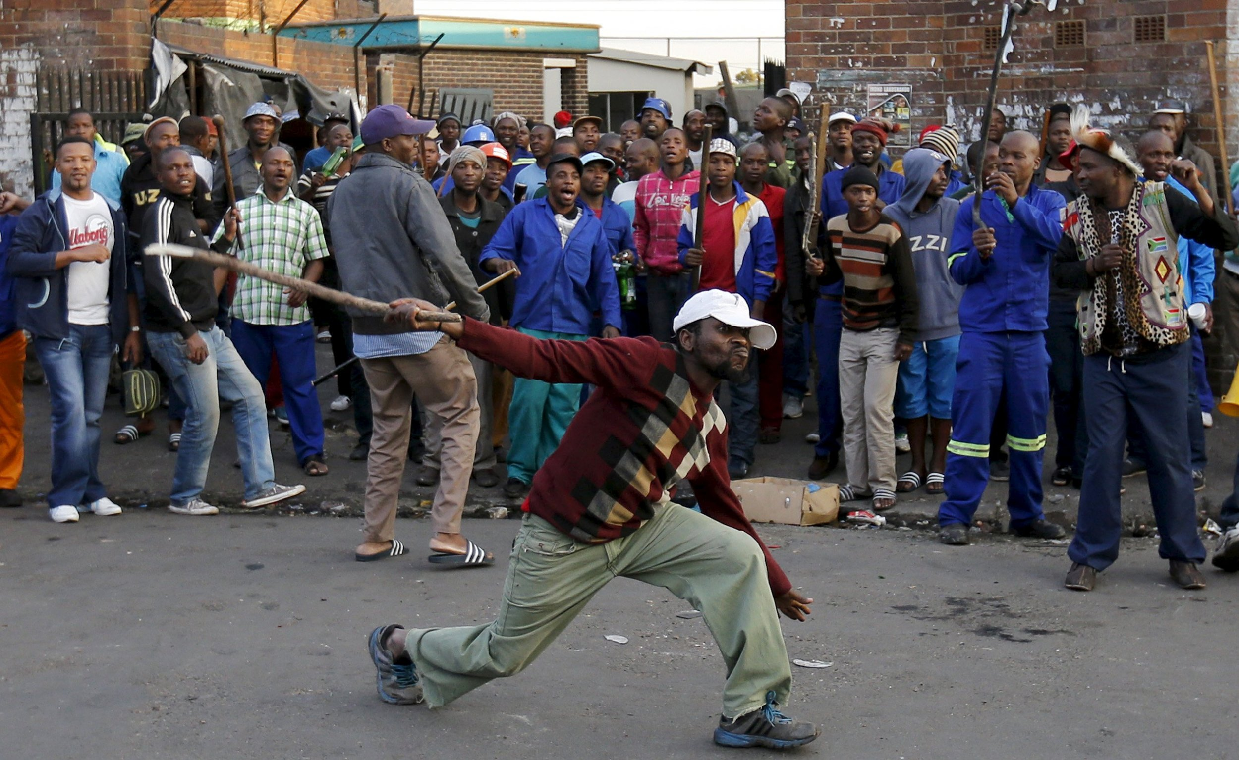 Xenophobic Violence in South Africa Exposes Unresolved