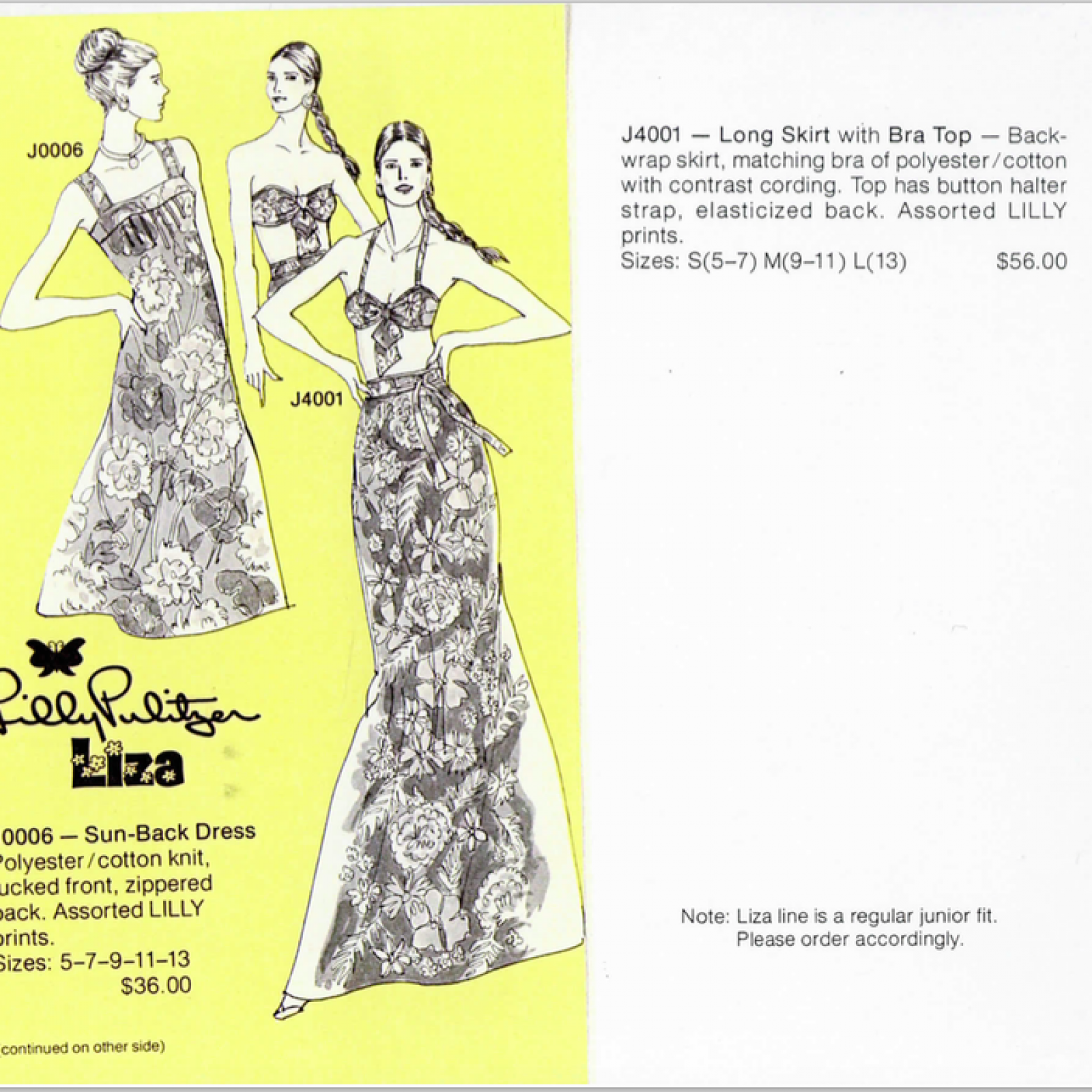 e7f500b35 Would Jackie Kennedy Wear a Crop Top? Lilly Pulitzer's Past and Future