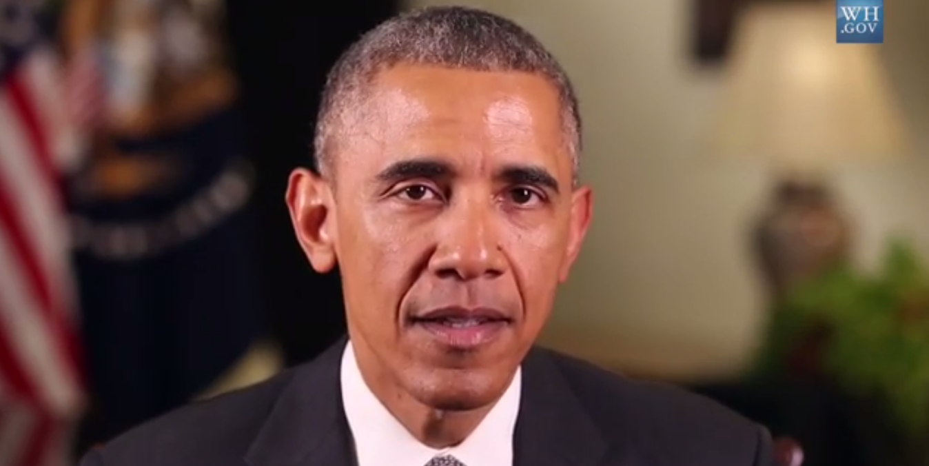 Obama: Climate Change Threatens Earth