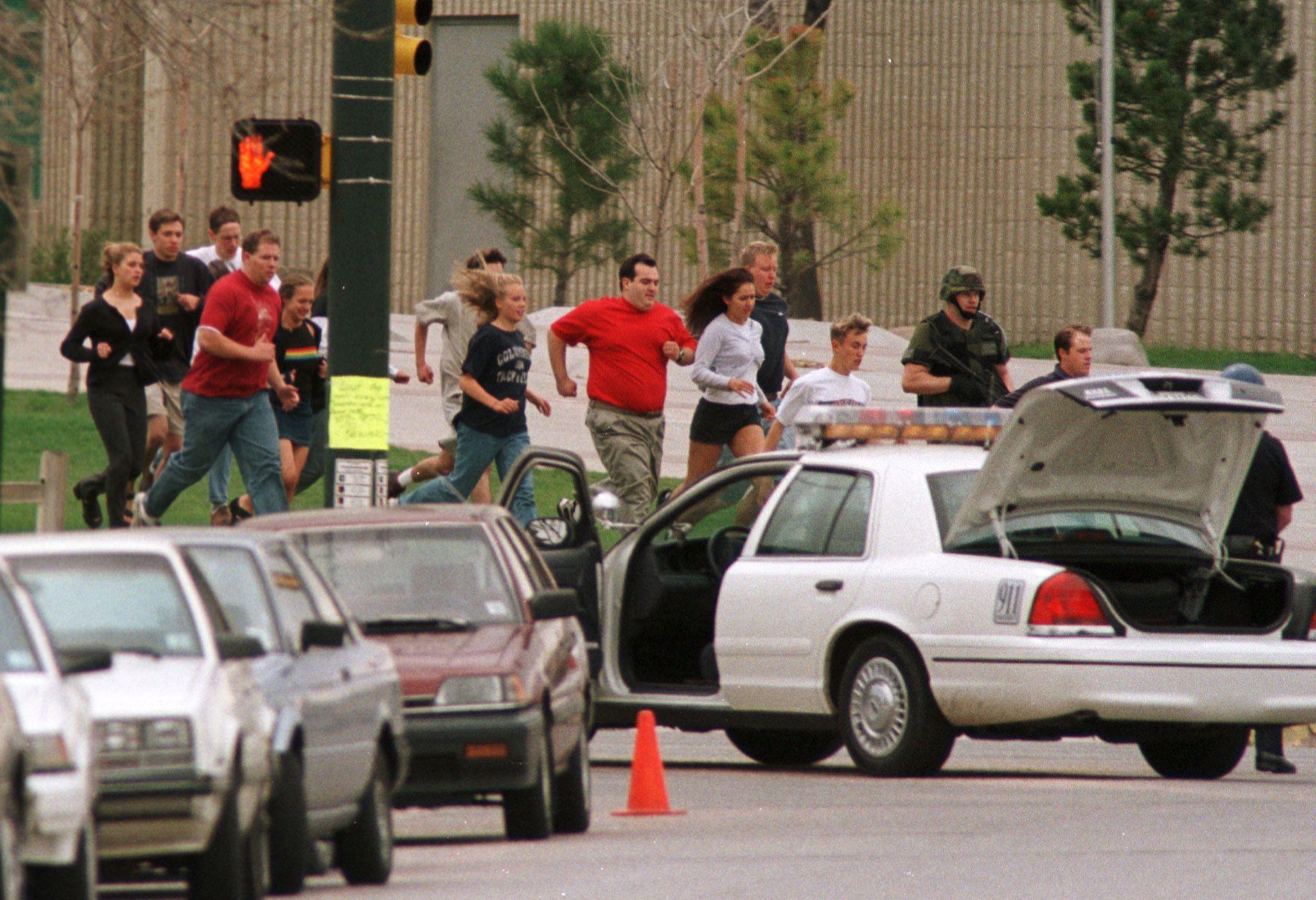 Columbine High School: Anatomy Of A Massacre
