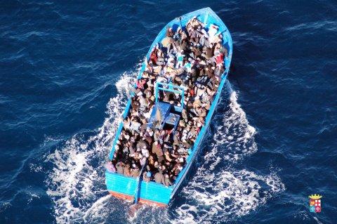 Italian migrants