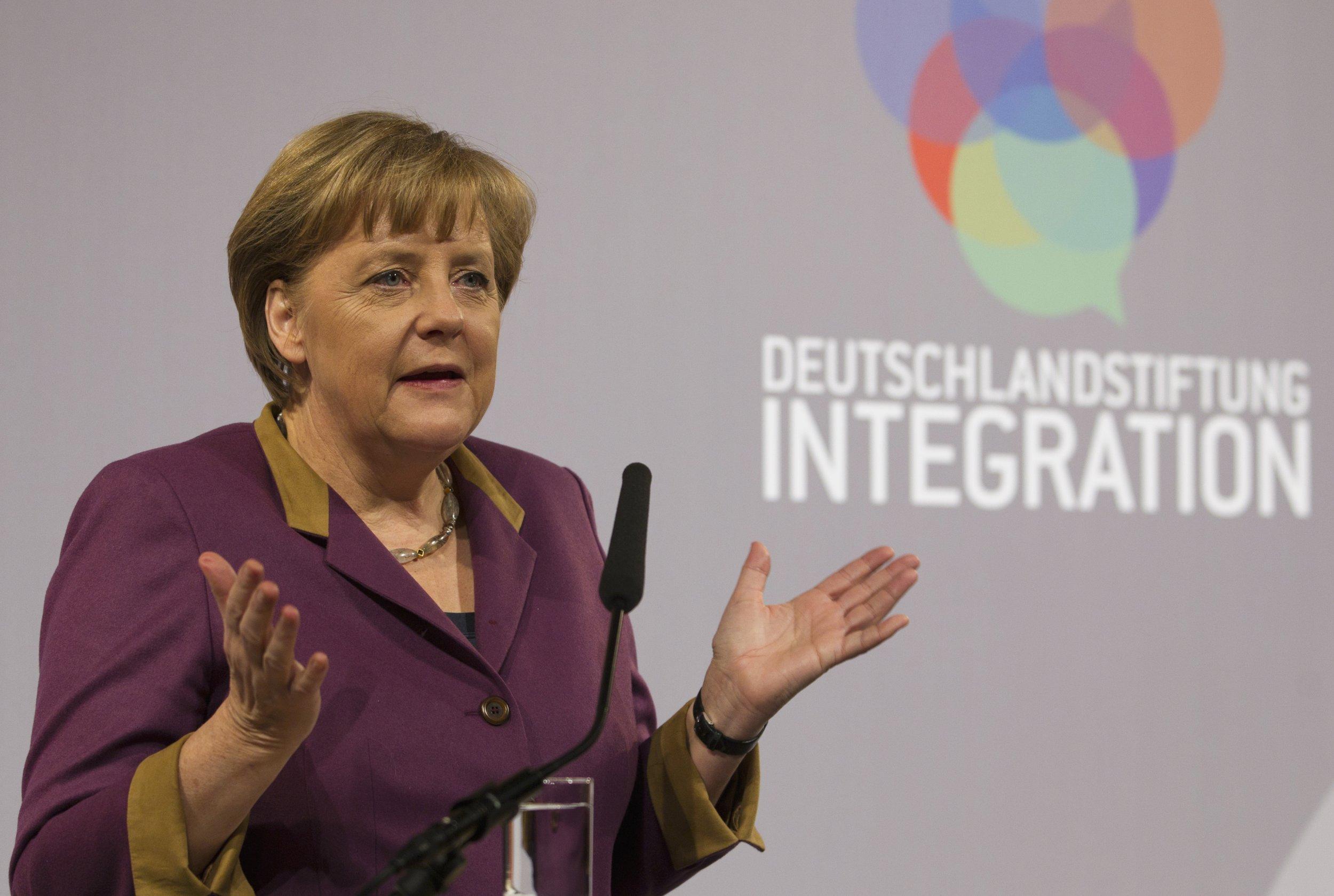 Merkel integration