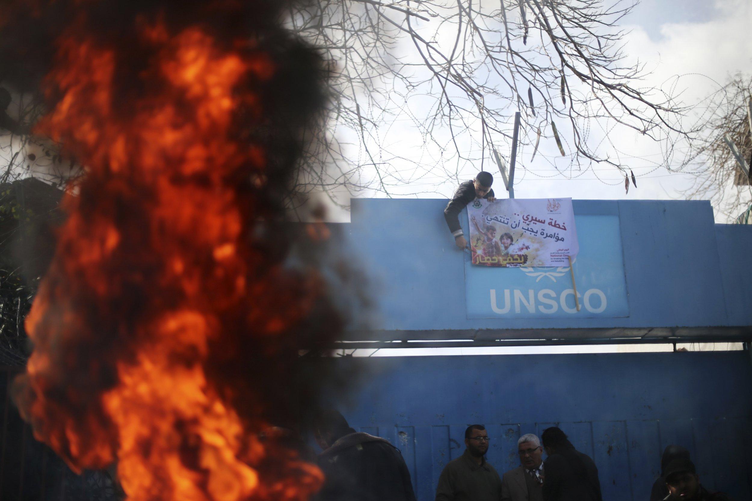 Gaza United Nations