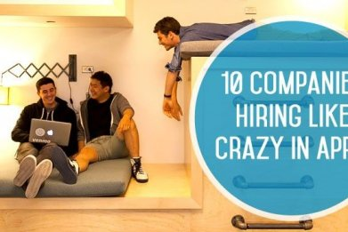 10 Companies Hiring Like Crazy in April
