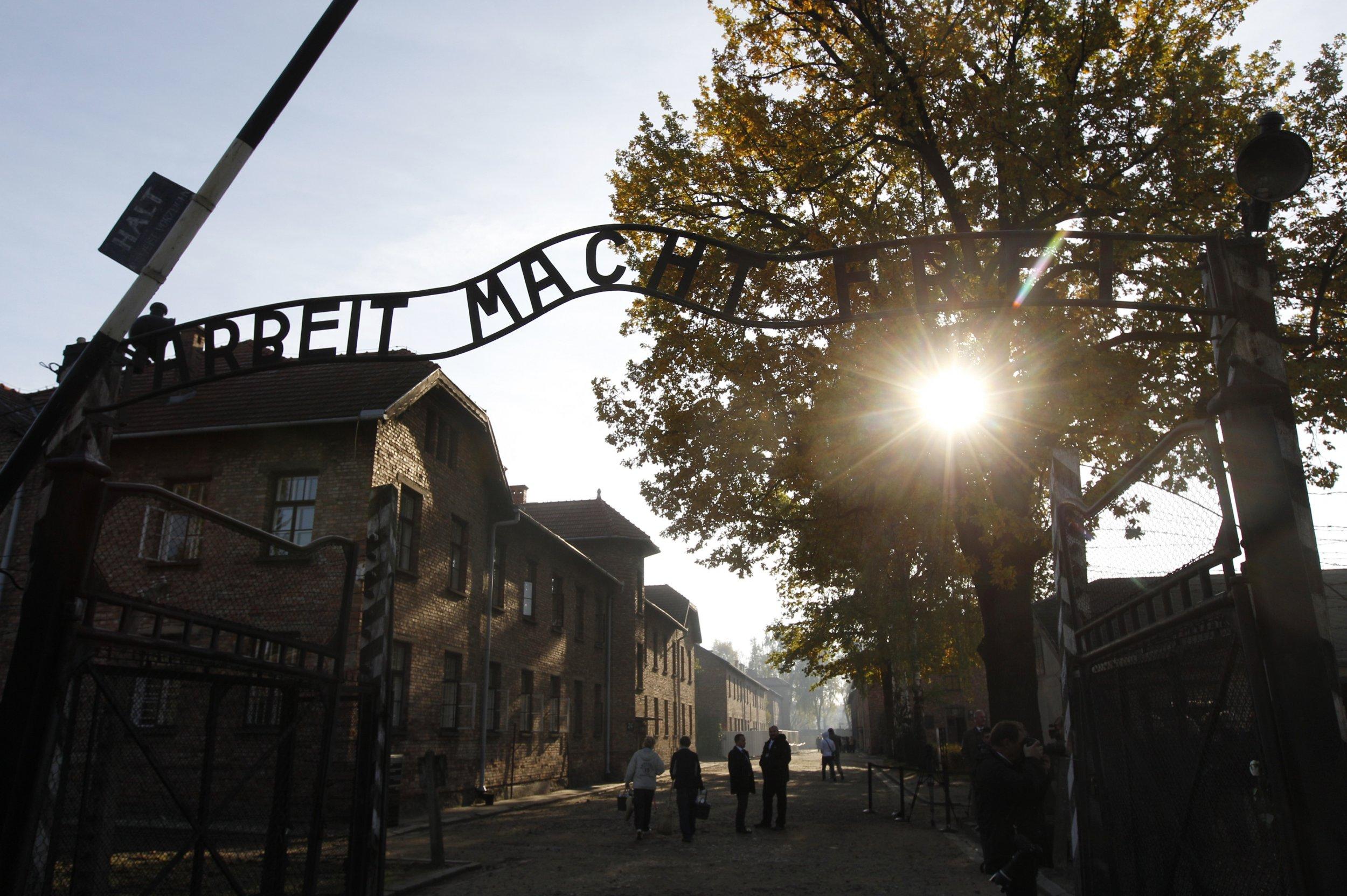 4-22-15 Auschwitz I