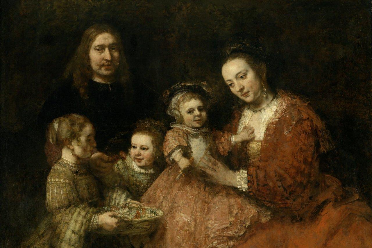 Familieportret Braunschweig