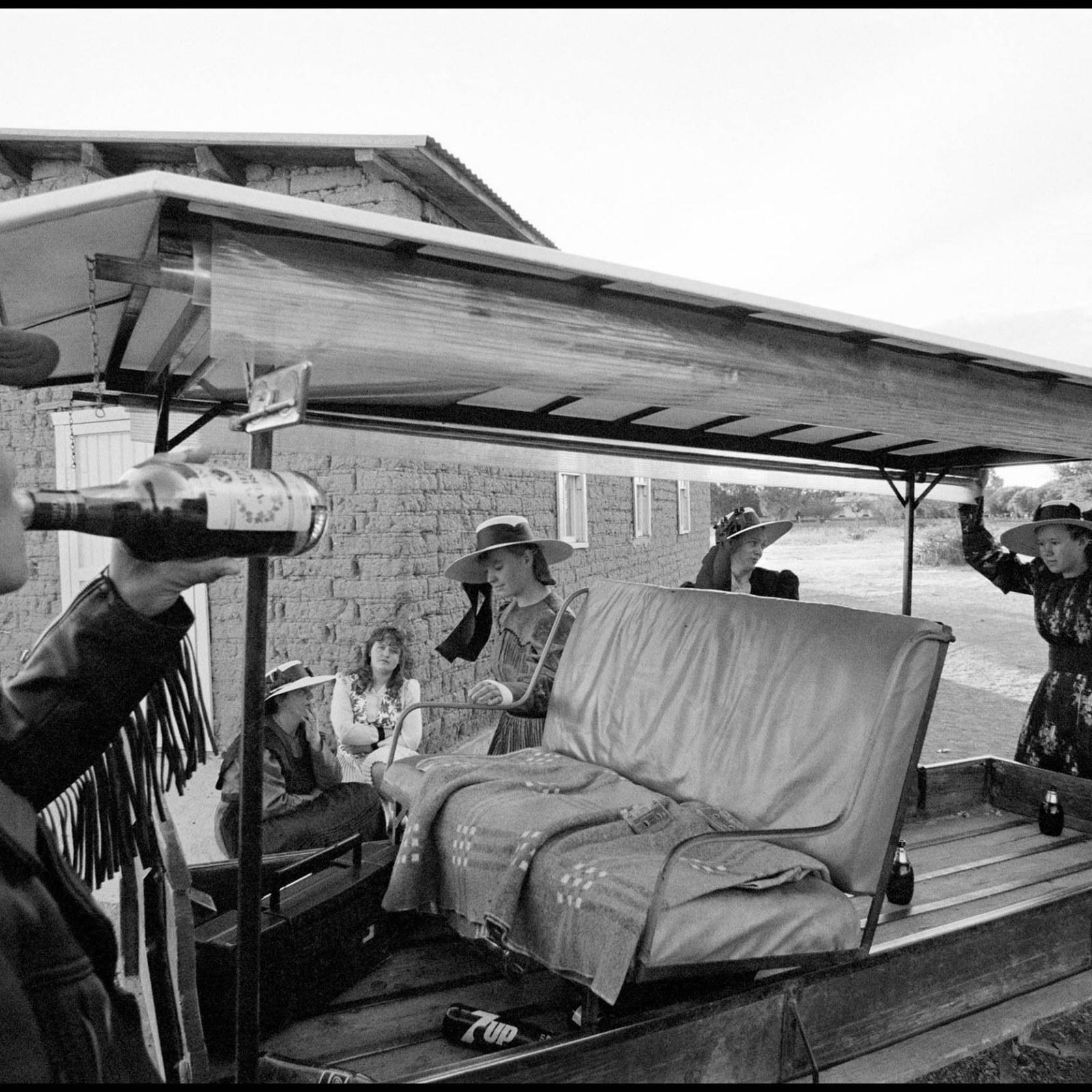 Fifty Shades of Amish: A Strange Genre of the Romance Novel