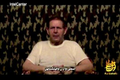 American hostage Warren Weinstein was killed in a U.S. drone strike