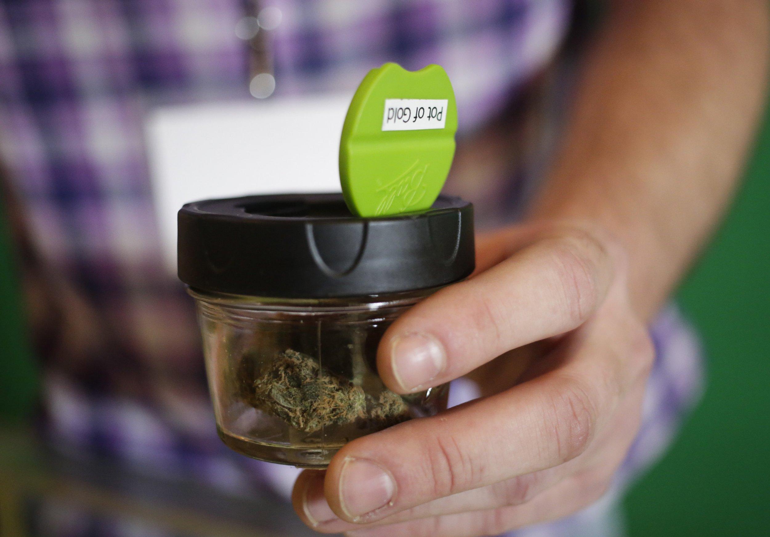 Marijuana Is Not Repeat Not A Gateway Drug