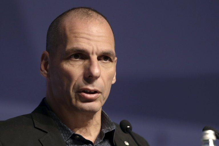 Varoufakis in Riga
