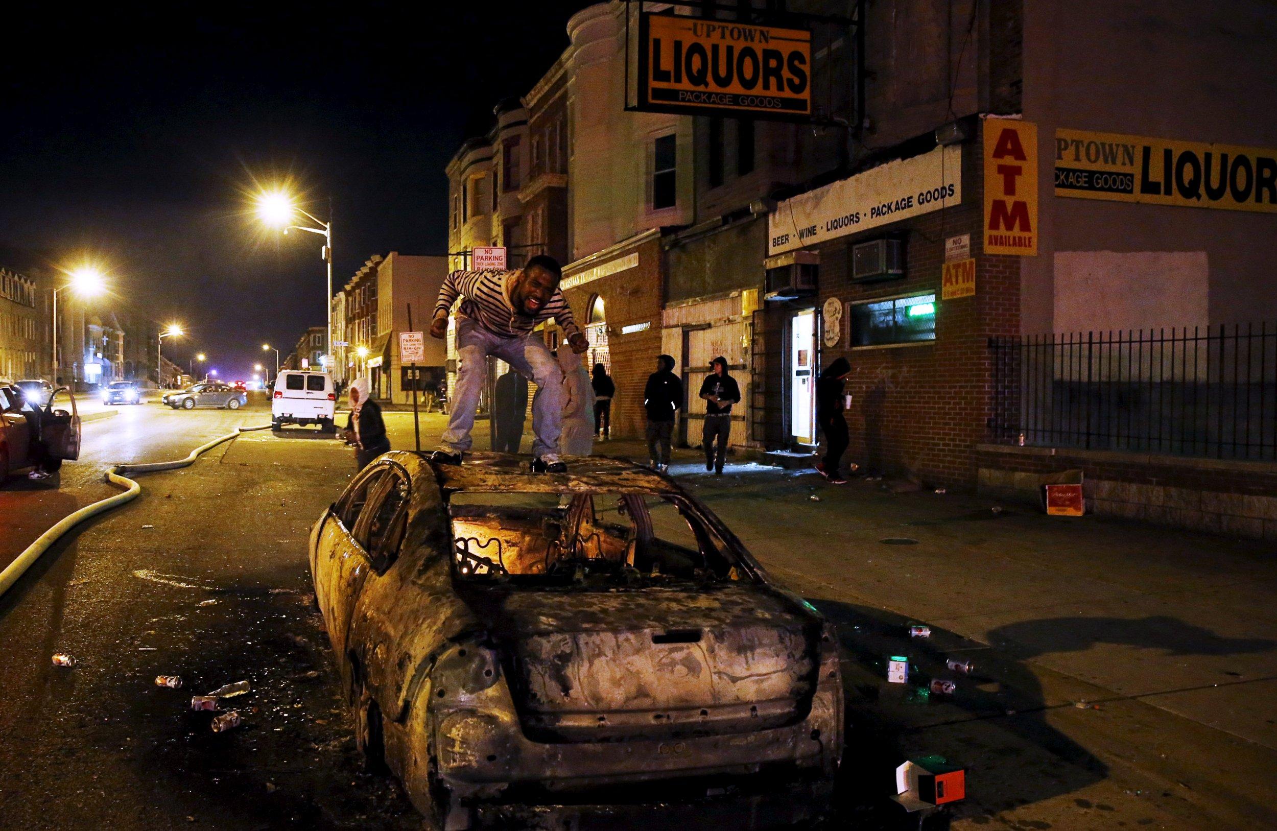 BaltimoreRiots